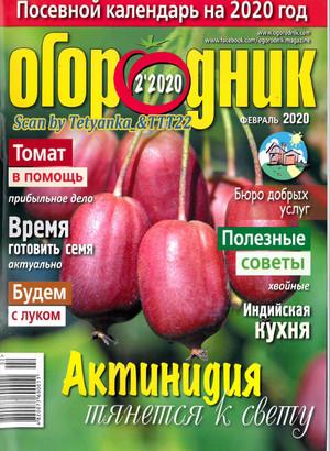 Огородник № 2 2020